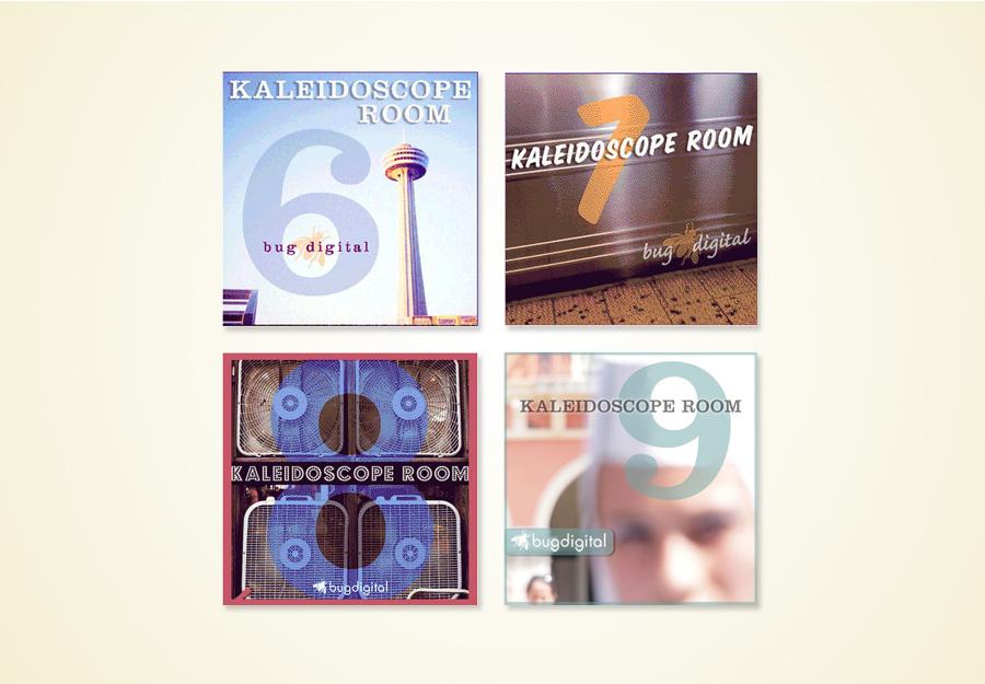 Bug Music - Kaleidoscope Room