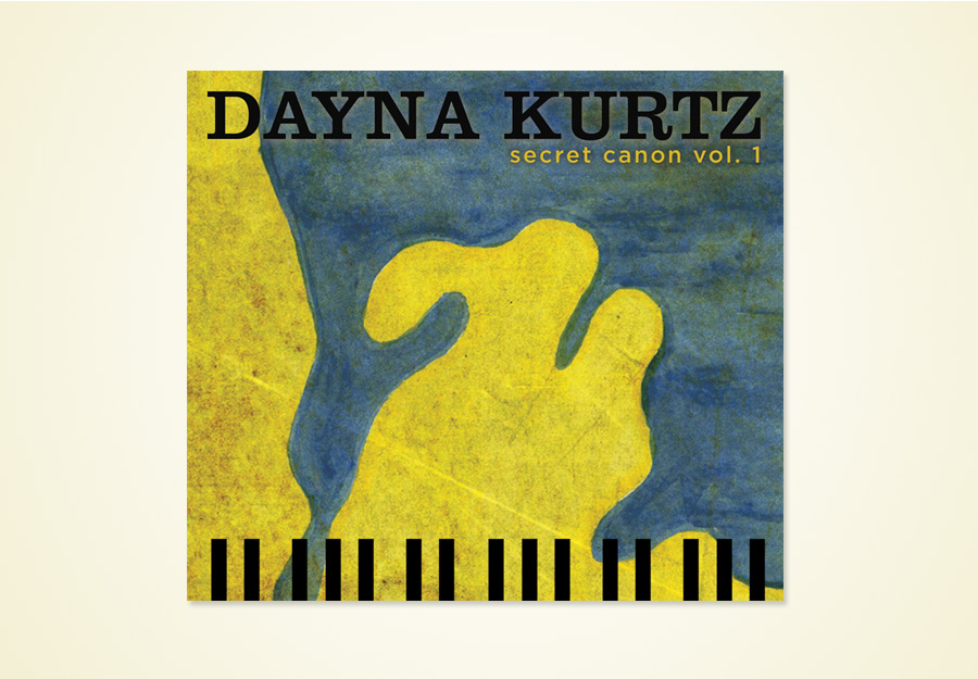 Dayna Kurtz - Secret Canon Vol 1