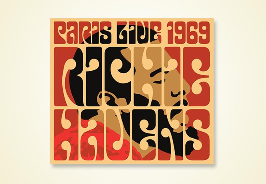 Richie Havens - Paris Live 1969