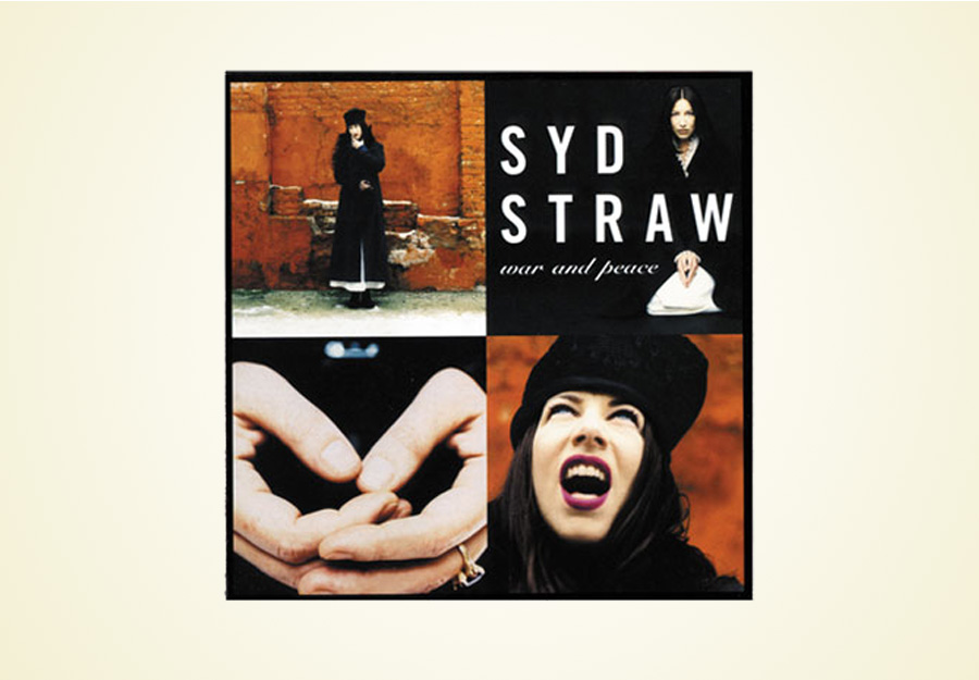 Syd Straw - War and Peace