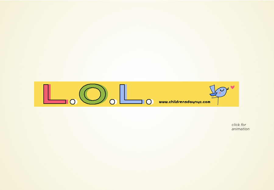 Childrens Day web banner