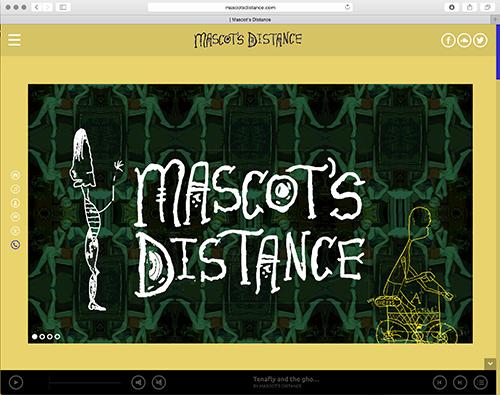 Mascot's Distance - Jordon Rothstein