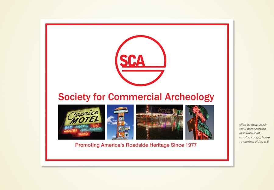 SCA Presentation